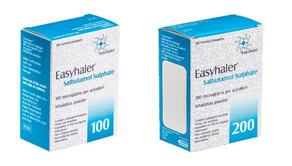 Salbutamol kaufen rezeptfrei und mit Online Rezept