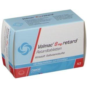Salbutamol Tabletten