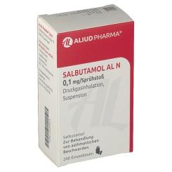 Salbutamol AL