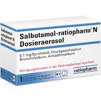 Salbutamol-ratiopharm