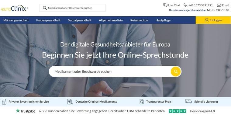 Euroclinix Erfahrungen
