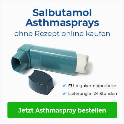 Salbutamol Asthmaspray rezeptfrei