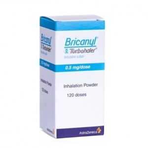 Bricanyl Turbohaler