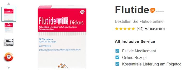 Flutide online