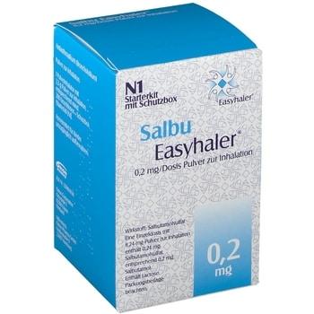 Salbu Easyhaler online